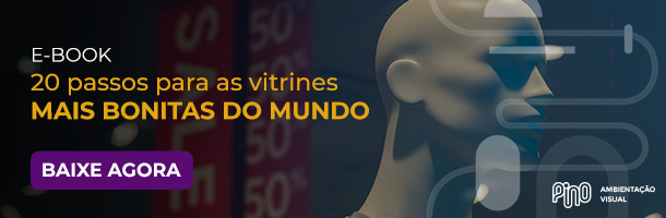 E-book com os 20 passos para as vitrines mais bonitas do mundo